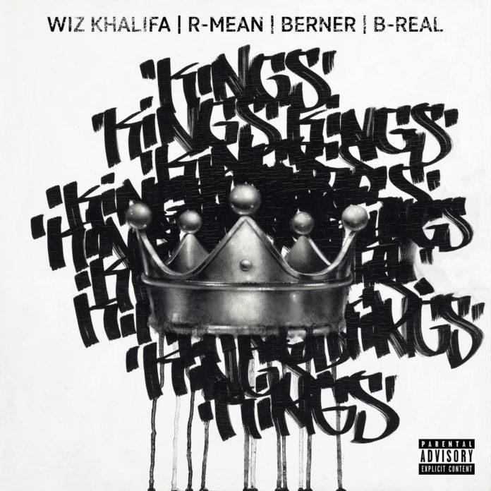 Kings - R-Mean, Berner & B-Real Feat. Wiz Khalifa