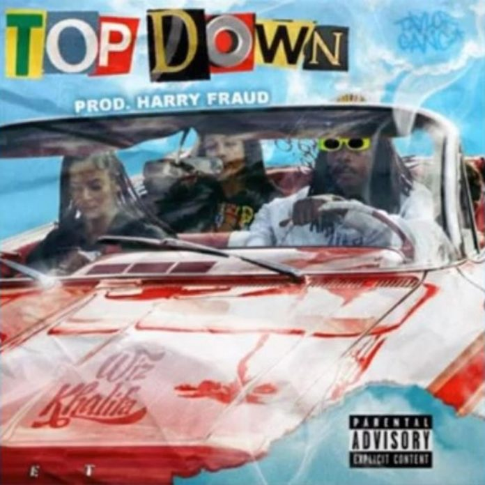 Top Down - Wiz Khalifa - Produced by Harry Fraud