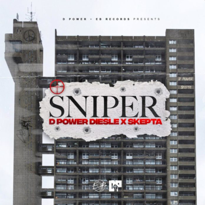 Sniper - D Power Diesle Feat. Skepta