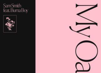 My Oasis - Sam Smith Feat. Burna Boy