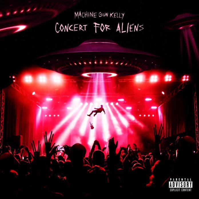 concert for aliens - Machine Gun Kelly