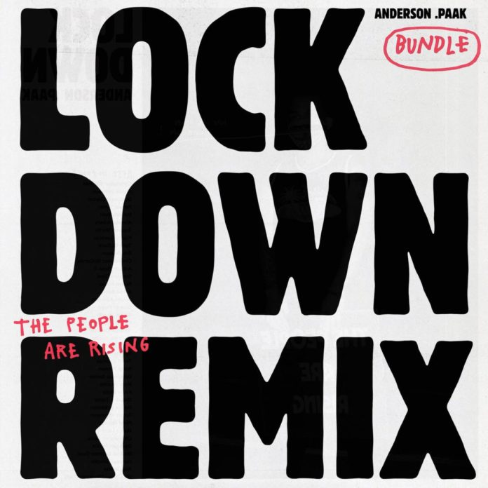Lockdown Remix - Anderson .Paak Feat. Jay Rock, J.I.D & Noname