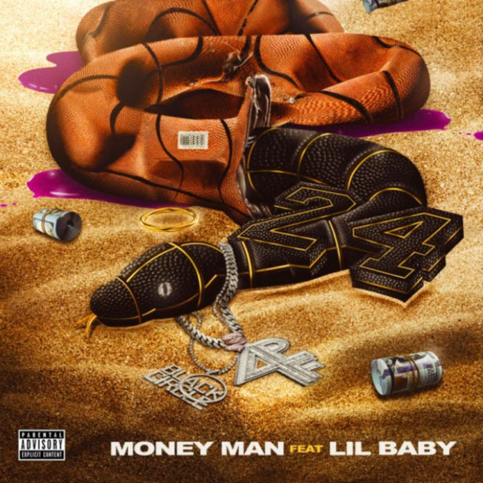24 - Money Man Feat. Lil Baby