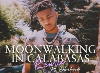 Moonwalking In Calabasas (Remix) - DDG Feat. Blueface