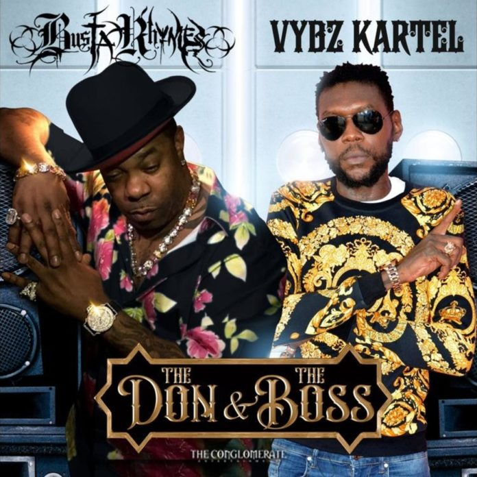 The Don & The Boss - Busta Rhymes Feat. Vybz Kartel