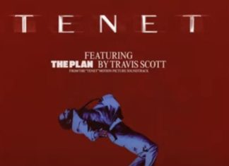 "Travis Scott - The Plan (From the Motion Picture ""TENET"" - Official Audio)"