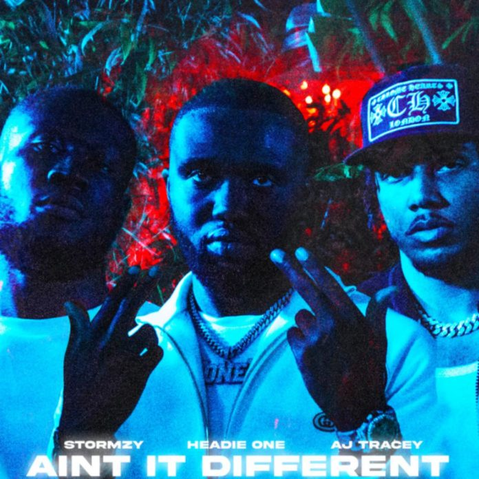 Ain't It Different - Headie One Feat. Stormzy & AJ Tracey