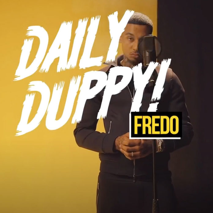 Daily Duppy Freestyle - Fredo