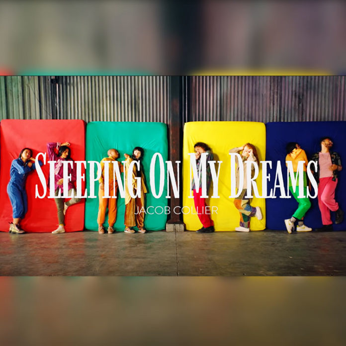 Sleeping On My Dreams - Jacob Collier [Official Video]