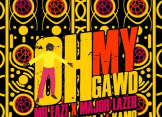Oh My Gawd - Mr Eazi & Major Lazer Feat. Nicki Minaj & K4mo