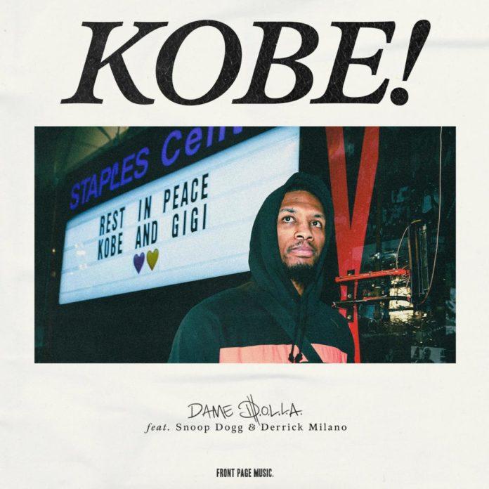 Kobe - Dame D.O.L.L.A. Feat. Snoop Dogg & Derrick Milano