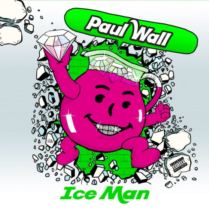 Ice Man - Paul Wall