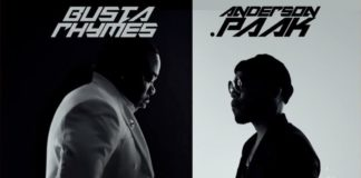 YUUUU - Busta Rhymes Feat. Anderson .Paak