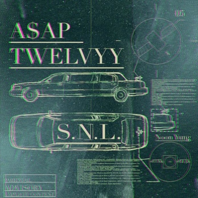 S.N.L. (Satellites and Limousines) - A$AP Twelvyy