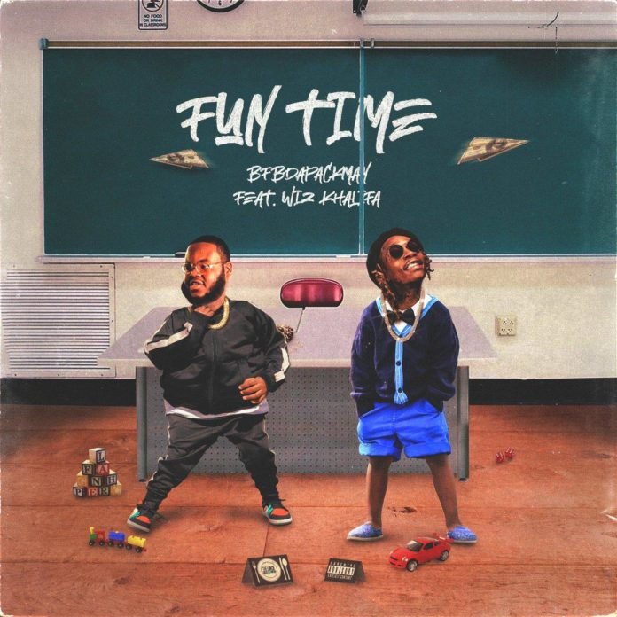 Fun Time - Bfb Da Packman Feat. Wiz Khalifa