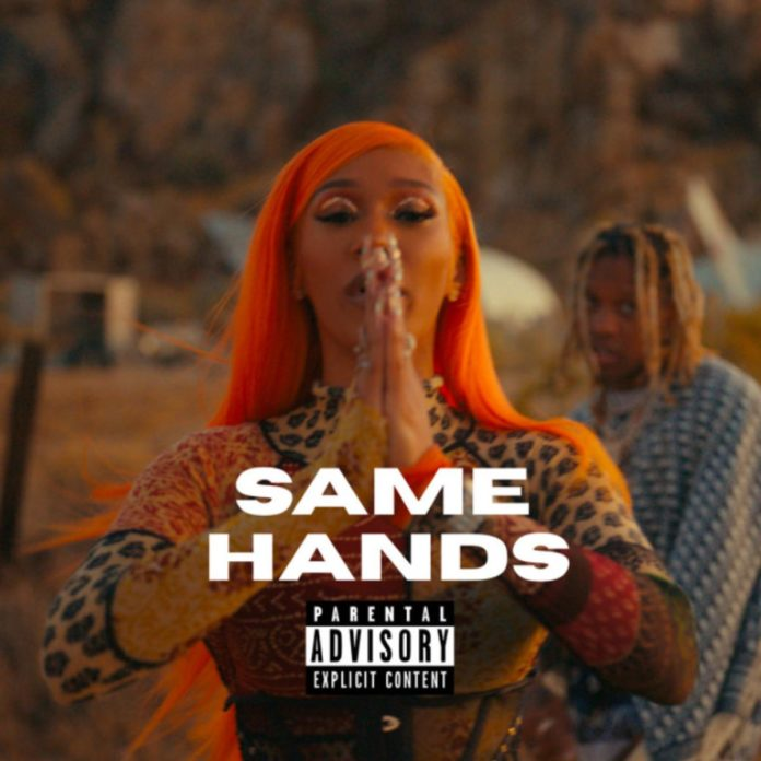 SAME HANDS - Bia Feat. Lil Durk