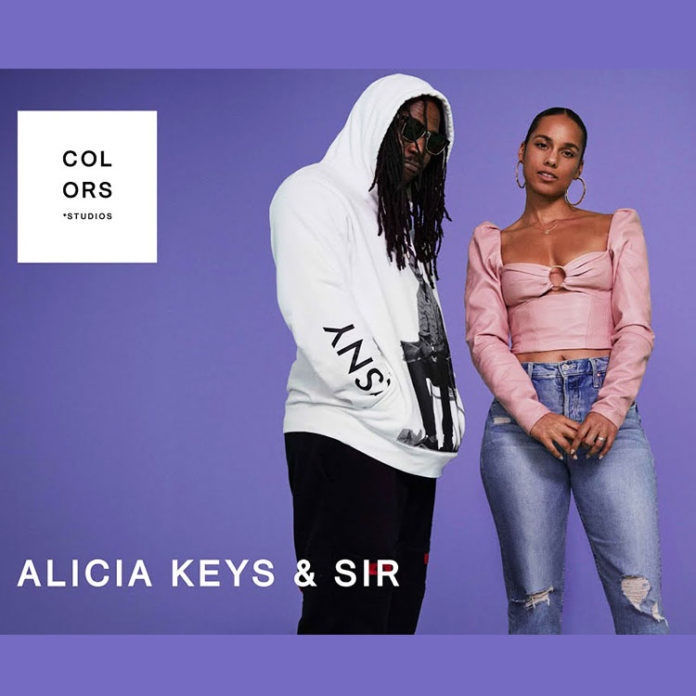 Three Hour Drive | A COLORS SHOW - Alicia Keys feat. SiR