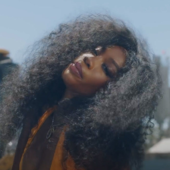 Hit Different - SZA Feat. Ty Dolla $ign