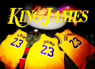 King James - R-Mean Feat. Jeremih - Produced by Scott Storch