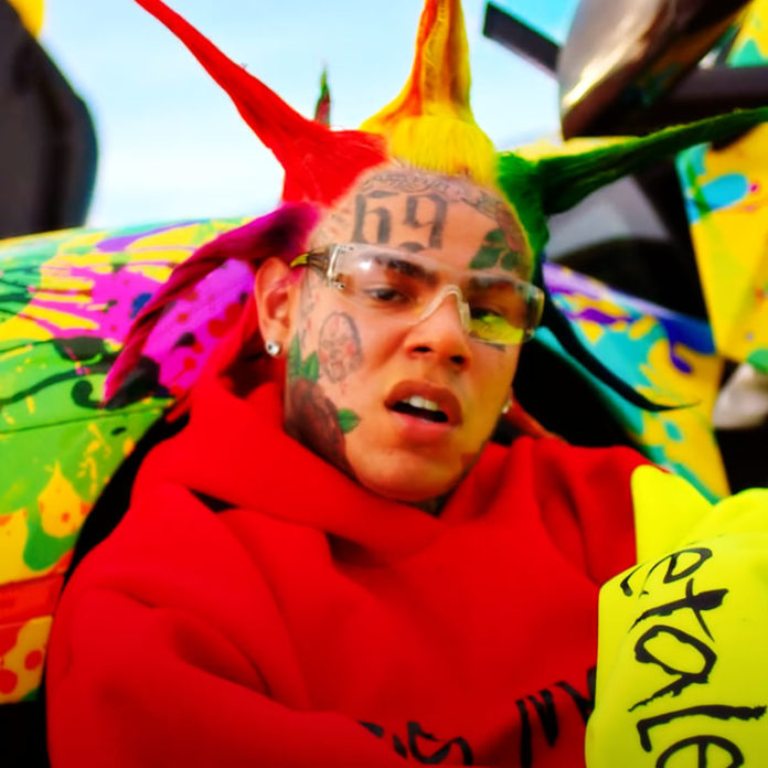 TUTU - 6IX9INE (Official Music Video)