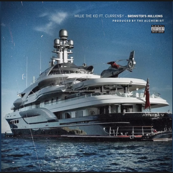 Brewster's Millions - Willie The Kid Feat. Curren$y & Alchemist