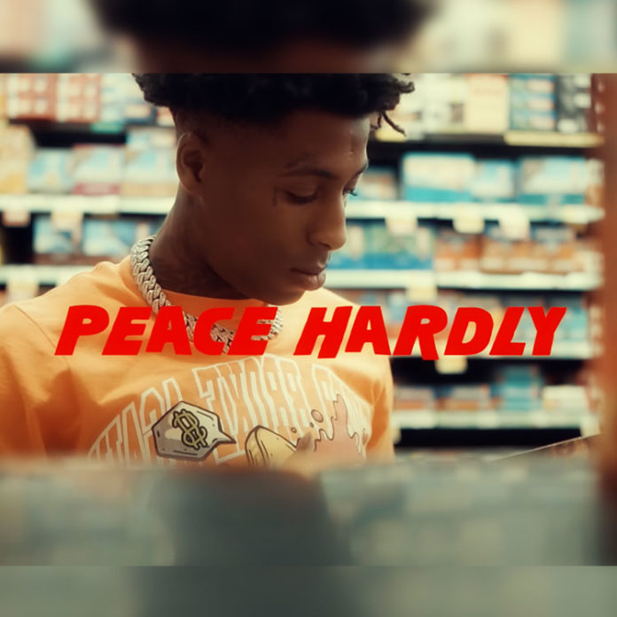 YoungBoy Never Broke Again - Peace Hardly [Official Music Video]