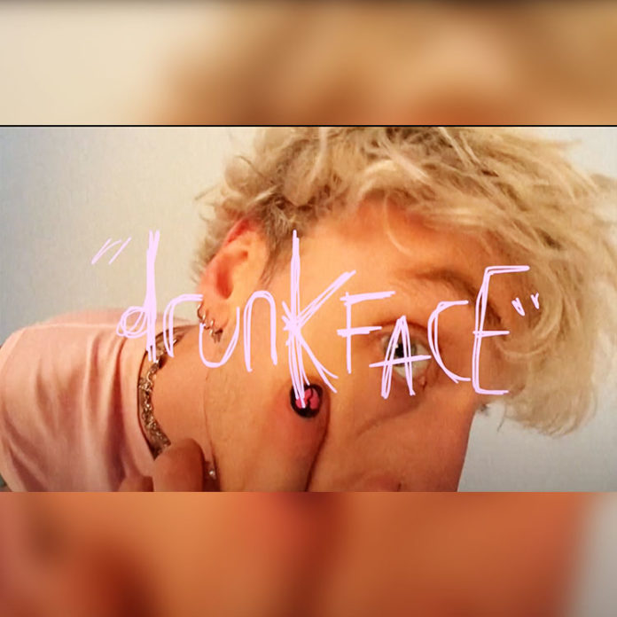 drunk face - Machine Gun Kelly (Official Music Video)