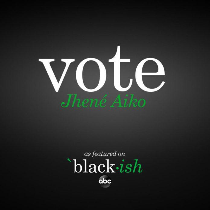 Vote - Jhene Aiko