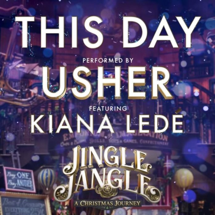 This Day - Usher Feat. Kiana Ledé