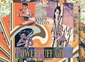 Powerpuff Girls - A$AP Twelvyy