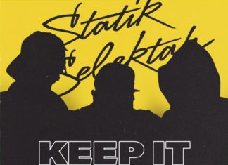 Keep It Moving - Statik Selektah Feat. Joey Bada$$, Nas & Gary Clark Jr.