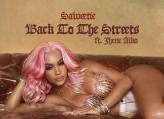 Back To The Streets - Saweetie Feat. Jhene Aiko