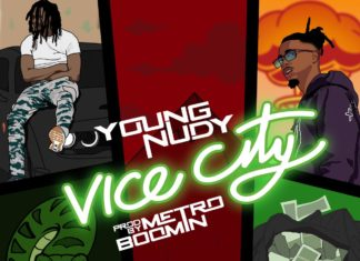 Vice City - Young Nudy Prod. by Metro Boomin (Official Video)