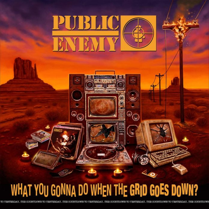 Public Enemy Number Won - Public Enemy