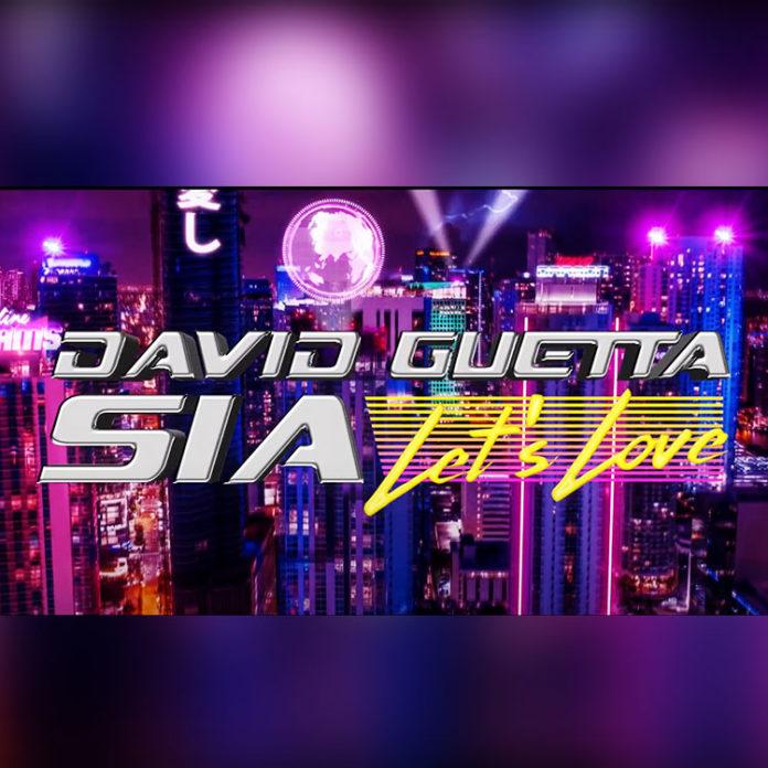 Let's Love - David Guetta & Sia (Official Video)