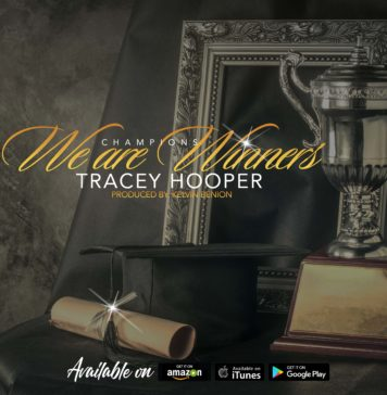 We Are Winners (Champion) - Tracey Hooper