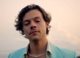 Golden - Harry Styles (Official Video)