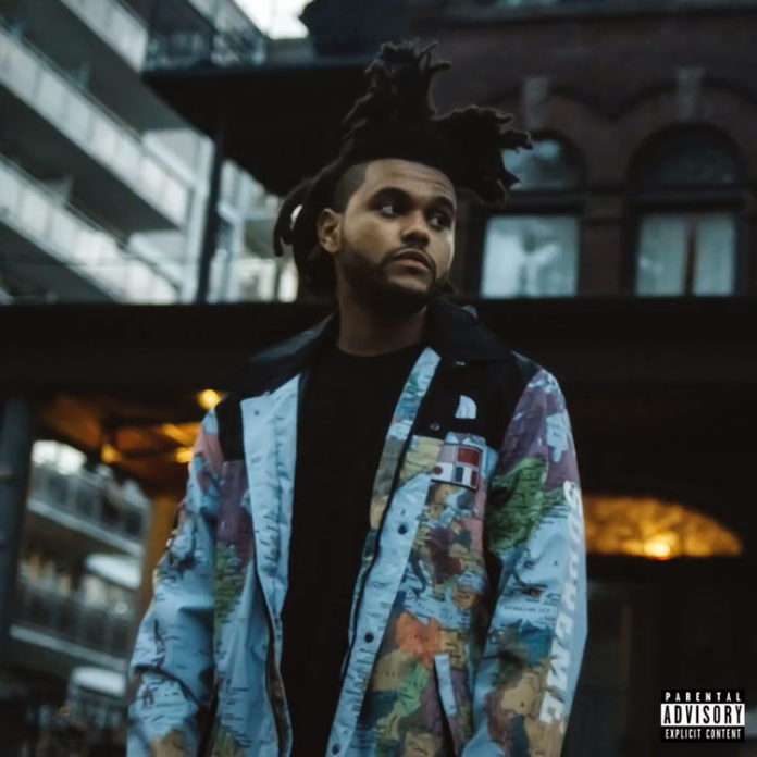 King Of The Fall - The Weeknd
