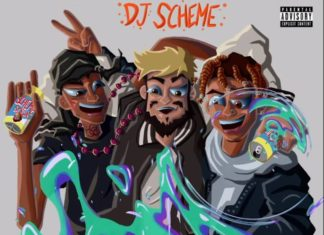 Soda - DJ Scheme Feat. Ski Mask the Slump God, Take A Daytrip & Cordae