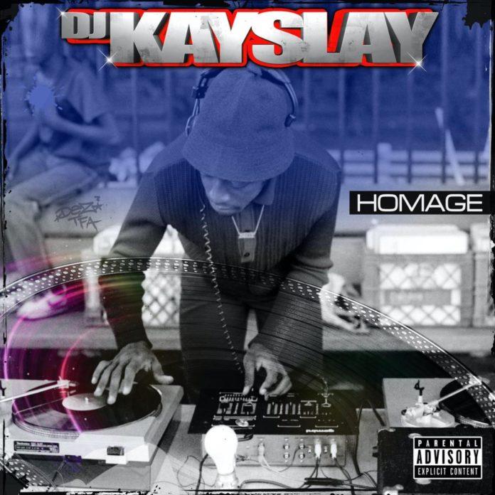Rolling 50 Deep - DJ Kay Slay