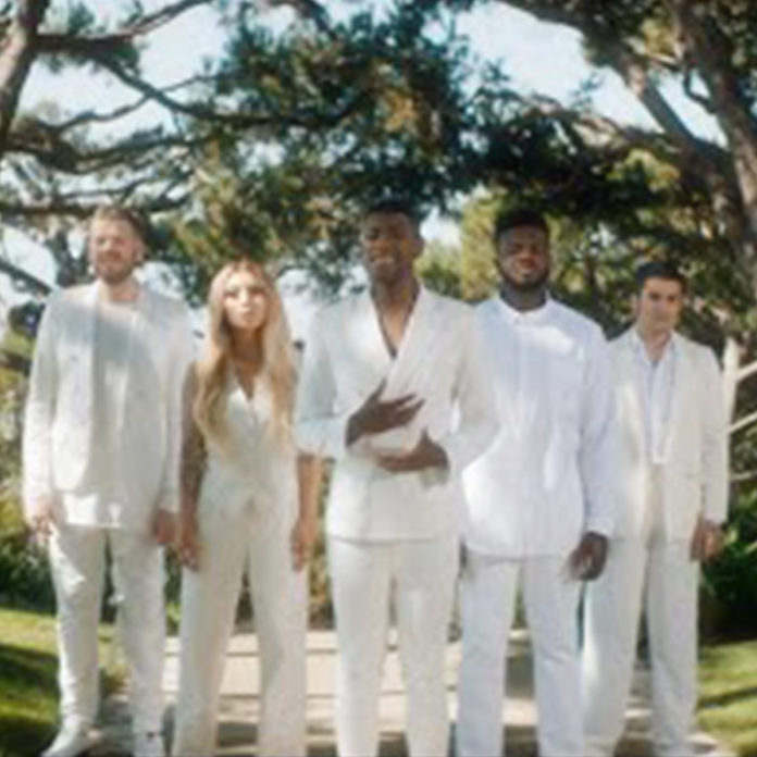 AMAZING GRACE - PENTATONIX