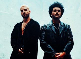 Hawái (Remix) - Maluma & The Weeknd (Official Video)