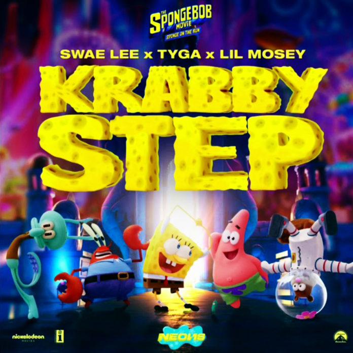 Krabby Step - Swae Lee, Tyga & Lil Mosey