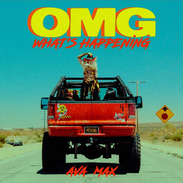 OMG What's Happening - Ava Max [Official Music Video]