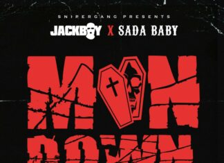 Man Down -JackBoy Feat. Sada Baby
