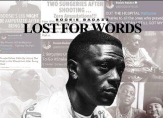 Lost For Words -Boosie Badazz