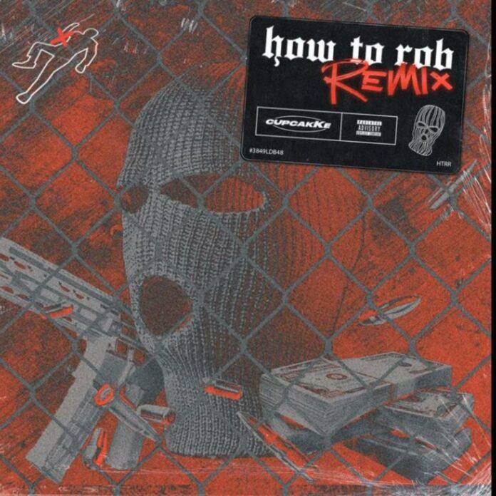 How To Rob (Remix) - cupcakKe