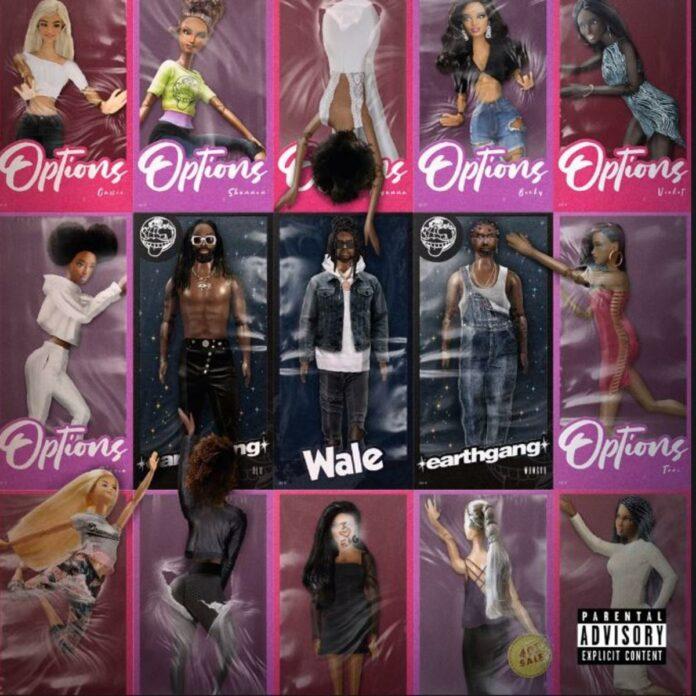 Options -EarthGang Feat. Wale