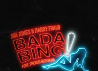 Bada Bing - Jim Jones & Harry Fraud Feat. French Montana Produced by Harry Fraud
