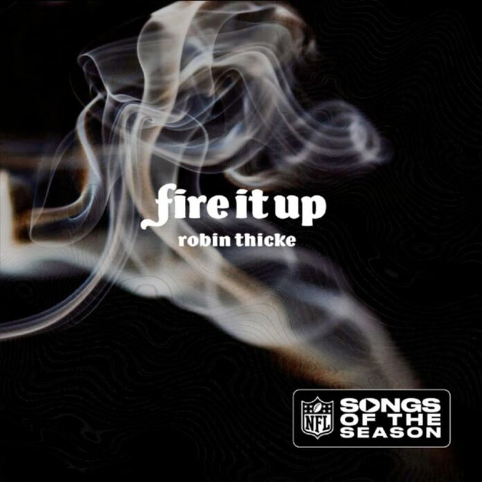 Fire It Up - Robin Thicke